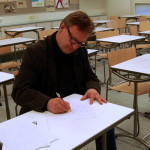 Elävä kirjasto 2011 sytytti lukiolaiset!