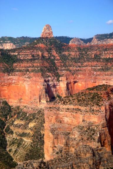 Grand Canyon helikopterista...