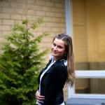 Bloggaaja haastattelussa