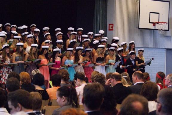 Kevään 2012 ylioppilaat