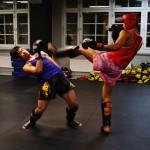 Kurkistus thainyrkkeilyn maailmaan