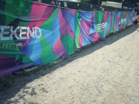 Weekend Festival 2012