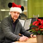 Pelkäätkö joulupukkia, rehtori Kärpänen?