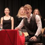 Synkkä musikaali ravisteli yleisöä
