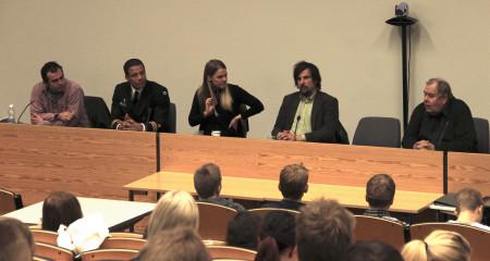 Taistelukoululla keskusteltiin Suomen puolustamisesta.