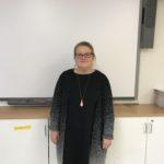 Uusi opettaja Ida muistuttaa lukiolaisia hyödyntämään omia taitojaan