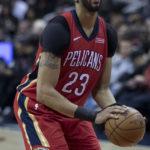 Anthony Davisin siirto New Orleans Pelicansista