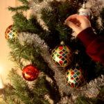 Koristeet tuovat joulutunnelman